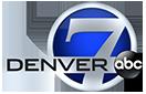 Denver7 TheDenverChannel Black Stacked