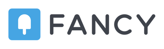 Fancy.com logo 2016
