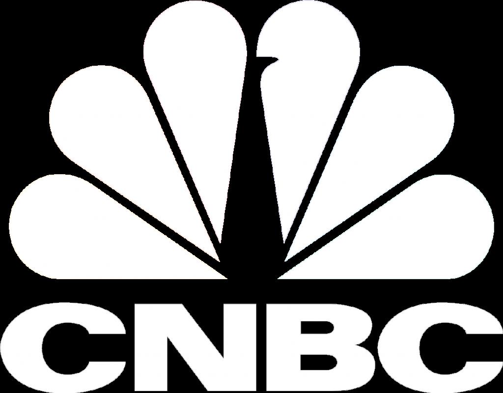 224 2240436 seth harris cnbc logo white png