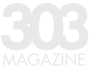 303 Magazine Logo WHITE