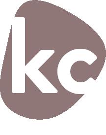 Kitcaster Logo Lettermark