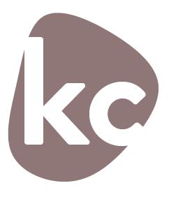 Kitcaster Logo wht ltr