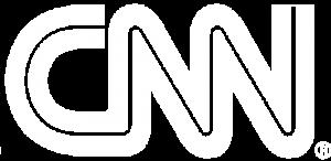 cnn logo white