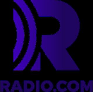 Radio.com logo 2018