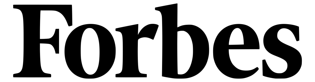 forbes logo black transparent
