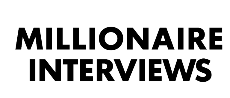 millionaire interviews press 1