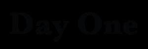 black logo big dayone