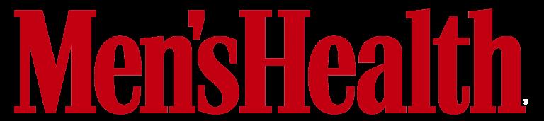Mens Health logo red