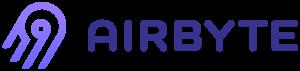 Airbyte logo light background
