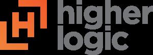 HigherLogic logo stacked