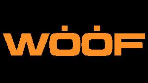 Woof Logo Orange