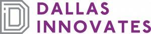Dallas Innovates logo purple