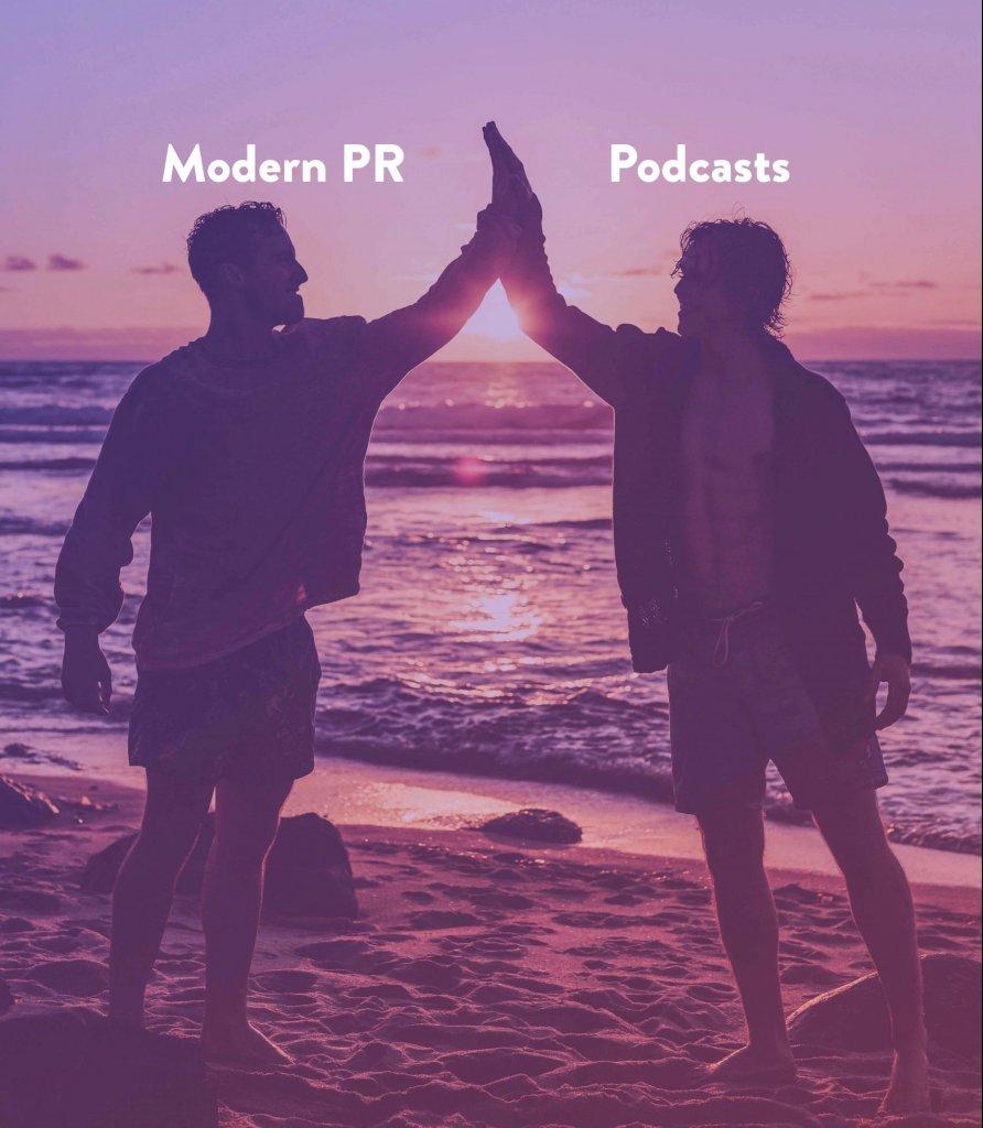 podcasts PR blog scaled e1631642724334